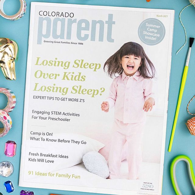 Colorado Parent Magazine Feature