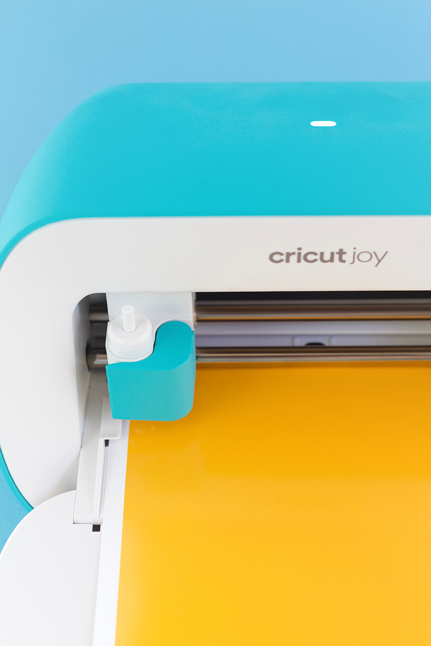 Cricut Joy Closeup