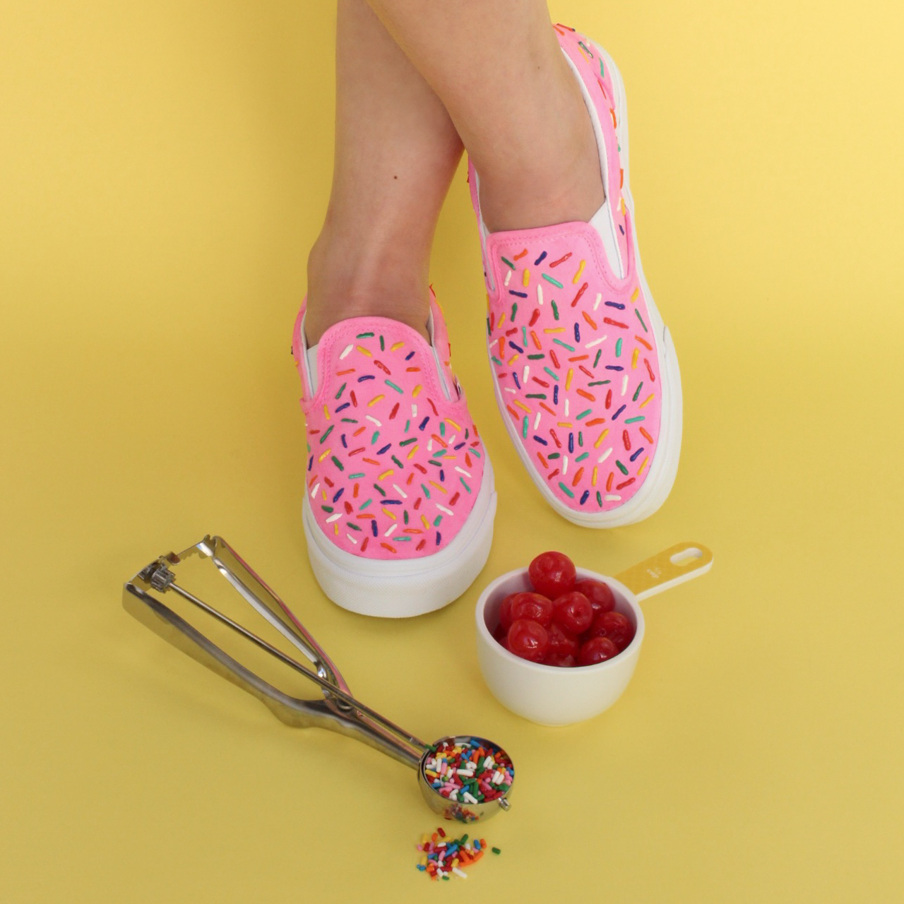 Crafterward icecreamshoes styled2