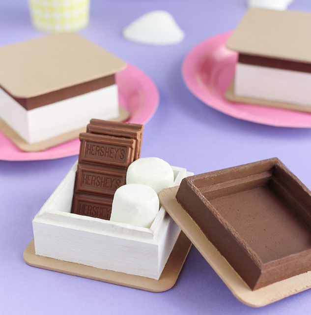 DIY S'mores Boxes